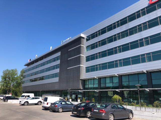 Biurowiec Comet Business Center