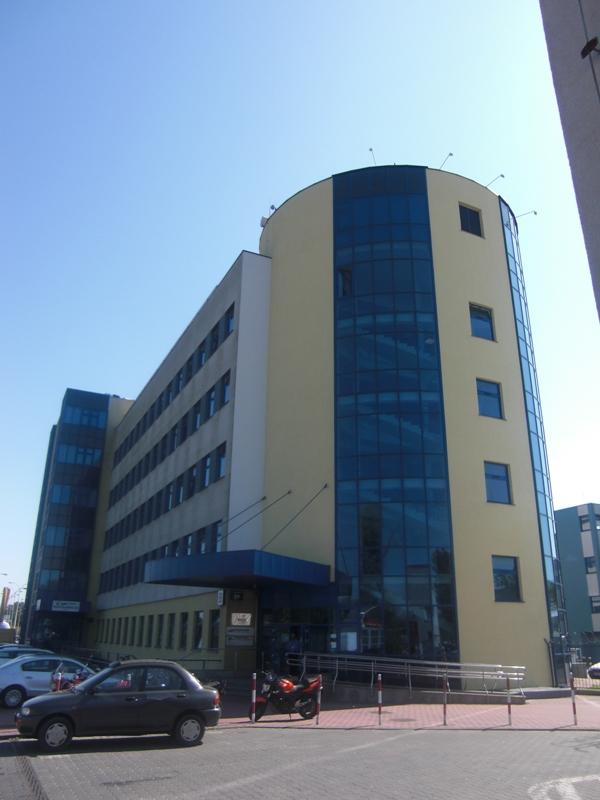 Biurowiec AIRPORT OFFICES II