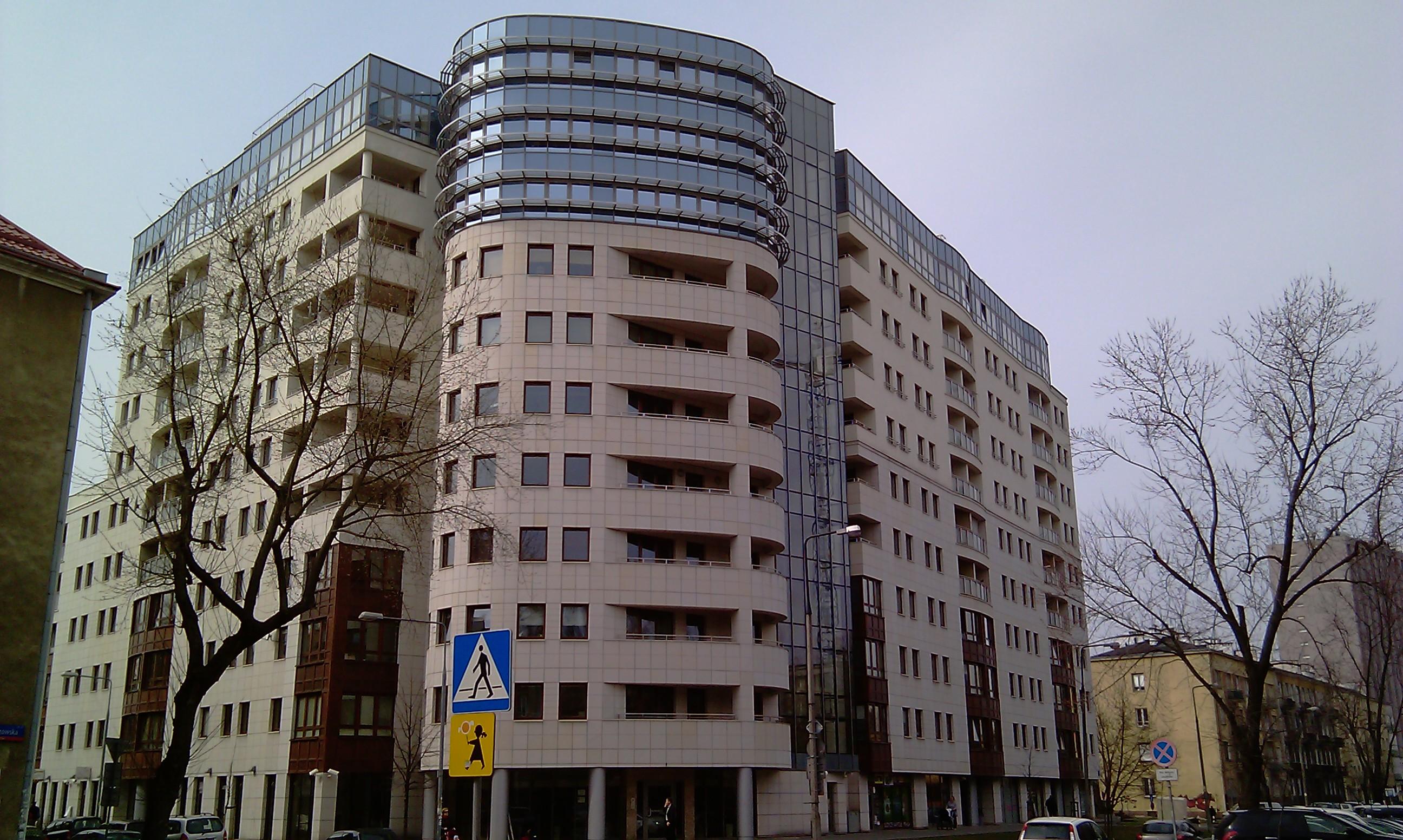 Biurowiec KAZIMIERZOWSKA RESIDENCE