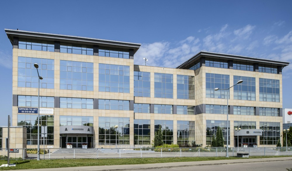 Biurowiec BOKSERSKA OFFICE CENTER