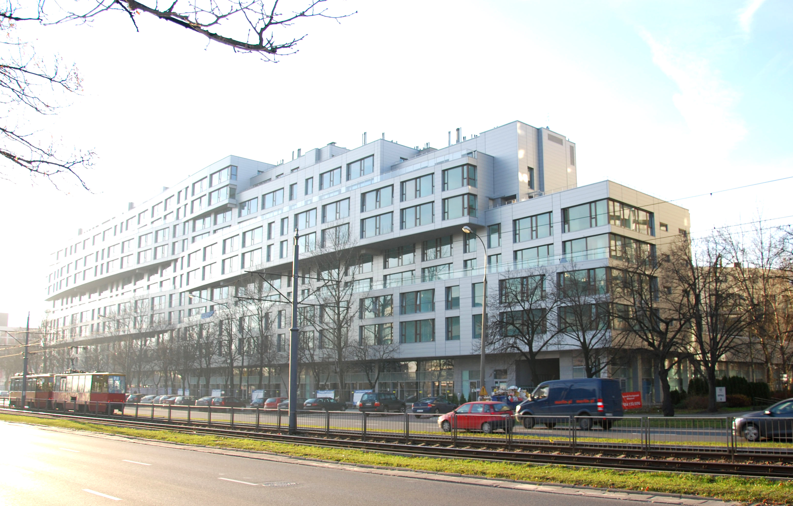 Biurowiec TRITON PARK