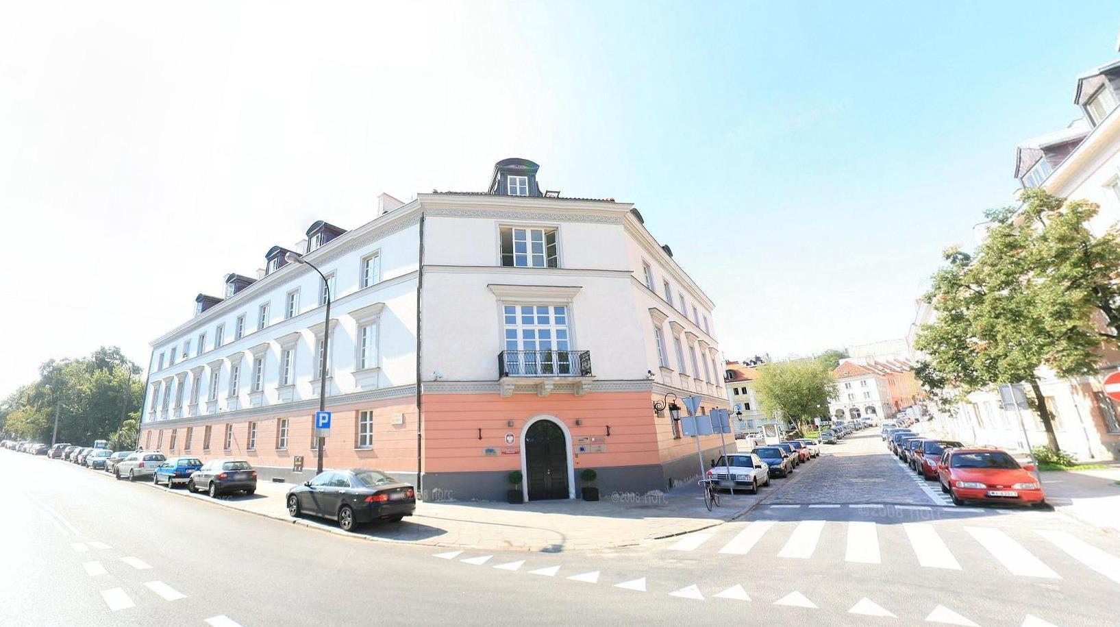 Biurowiec BEDNARSKA OFFICE
