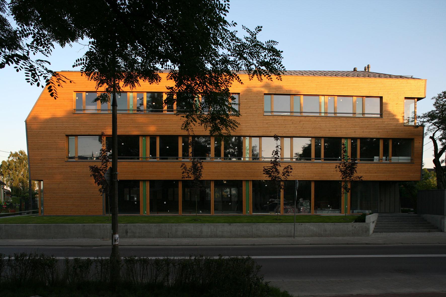 Biurowiec VOGLA 8