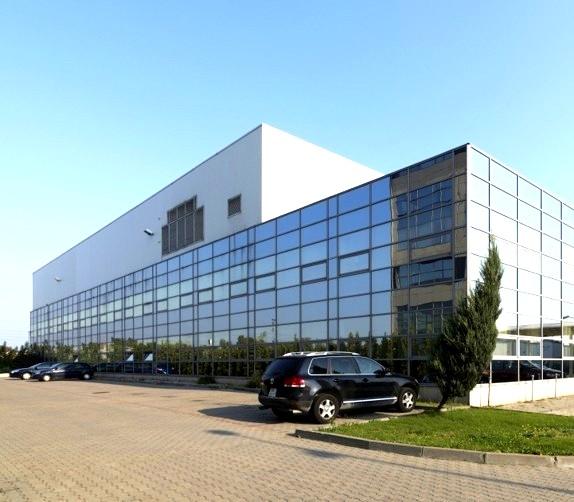 Biurowiec BOKSERSKA DISTRIBUTION CENTER