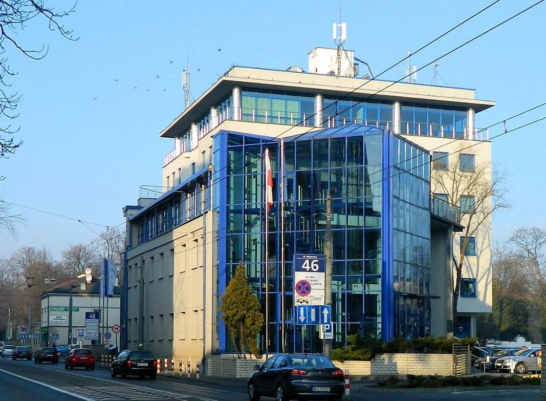 Biurowiec VIPOL PLAZA I