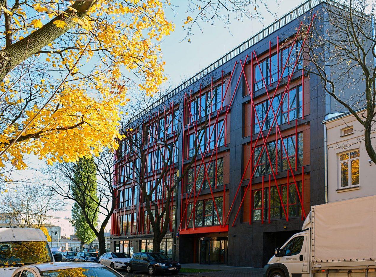 PORTICO OFFICE BUILDING - zdjęcie 1