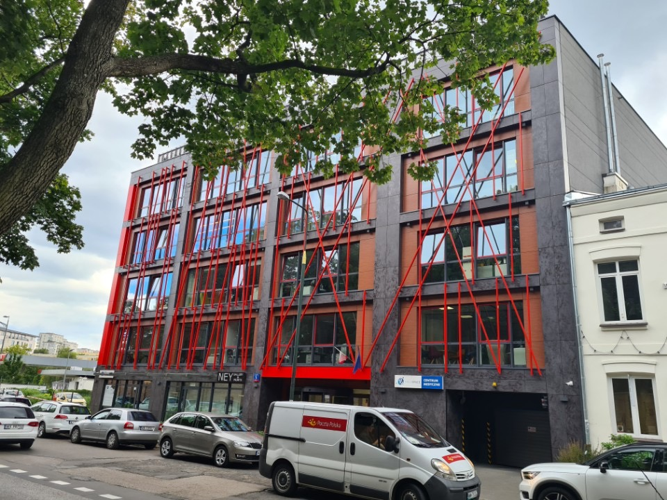 Biurowiec PORTICO OFFICE BUILDING