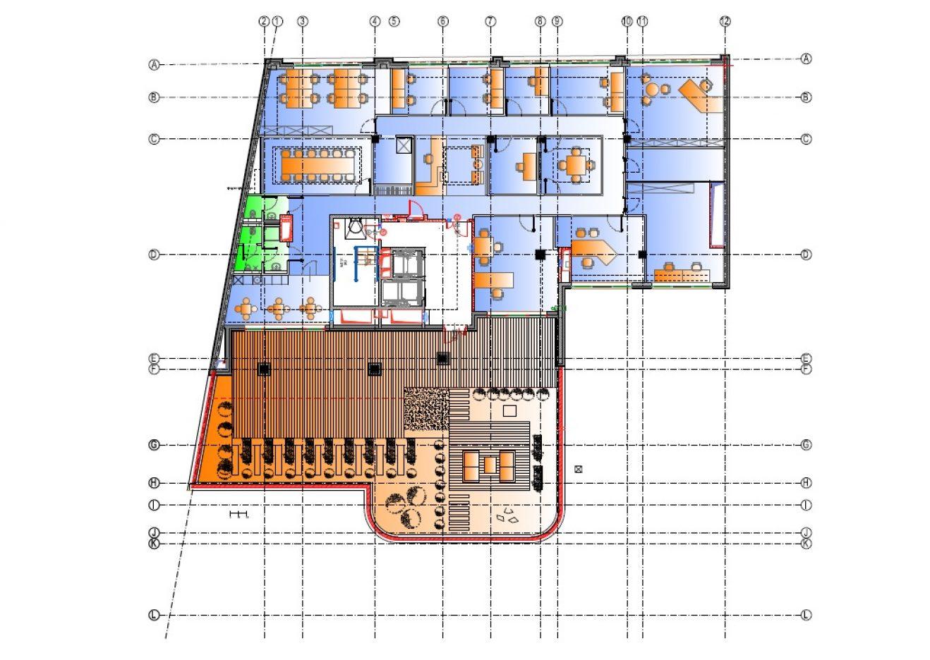 PORTICO OFFICE BUILDING - zdjęcie 4