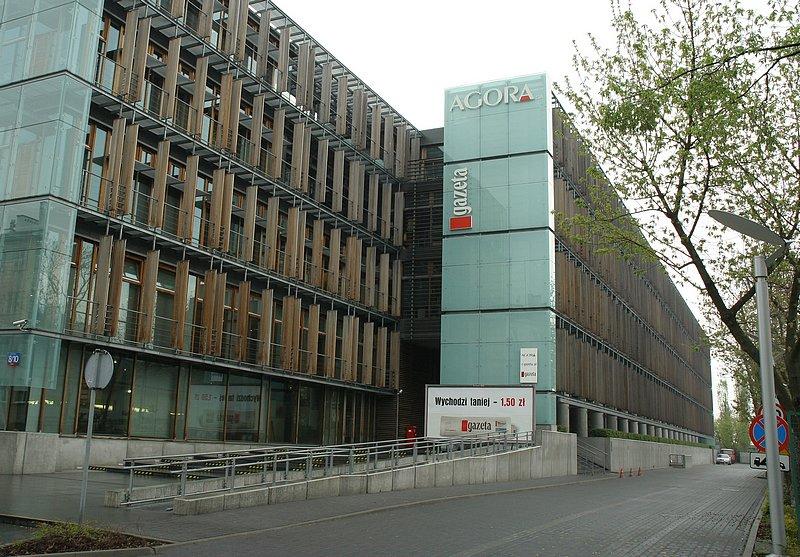 Biurowiec AGORA HQ