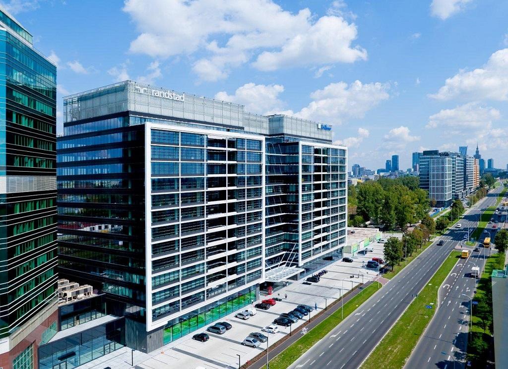 EUROCENTRUM OFFICE COMPLEX DELTA - zdjęcie 1