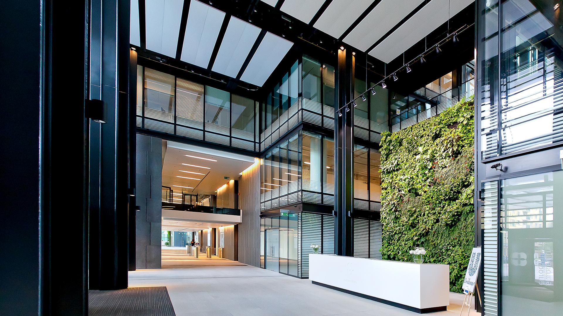 EUROCENTRUM OFFICE COMPLEX DELTA - zdjęcie 4