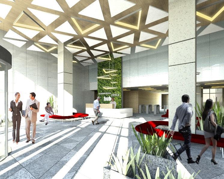 DOMANIEWSKA OFFICE HUB - zdjęcie 2