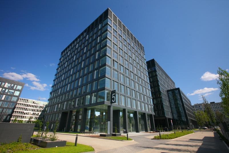 Biurowiec PLATINIUM BUSINESS PARK V