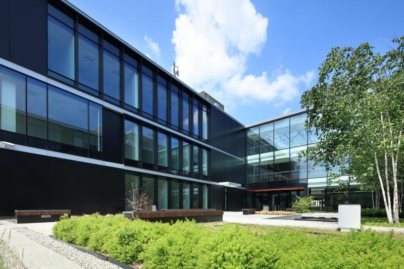WILANÓW OFFICE PARK – BUDYNEK BE THE ONE - zdjęcie 3