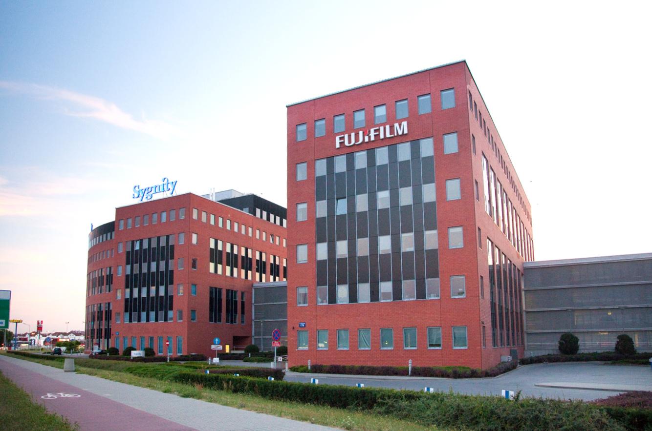 Biurowiec KOPERNIK OFFICE BUILDINGS – BUDYNEK C