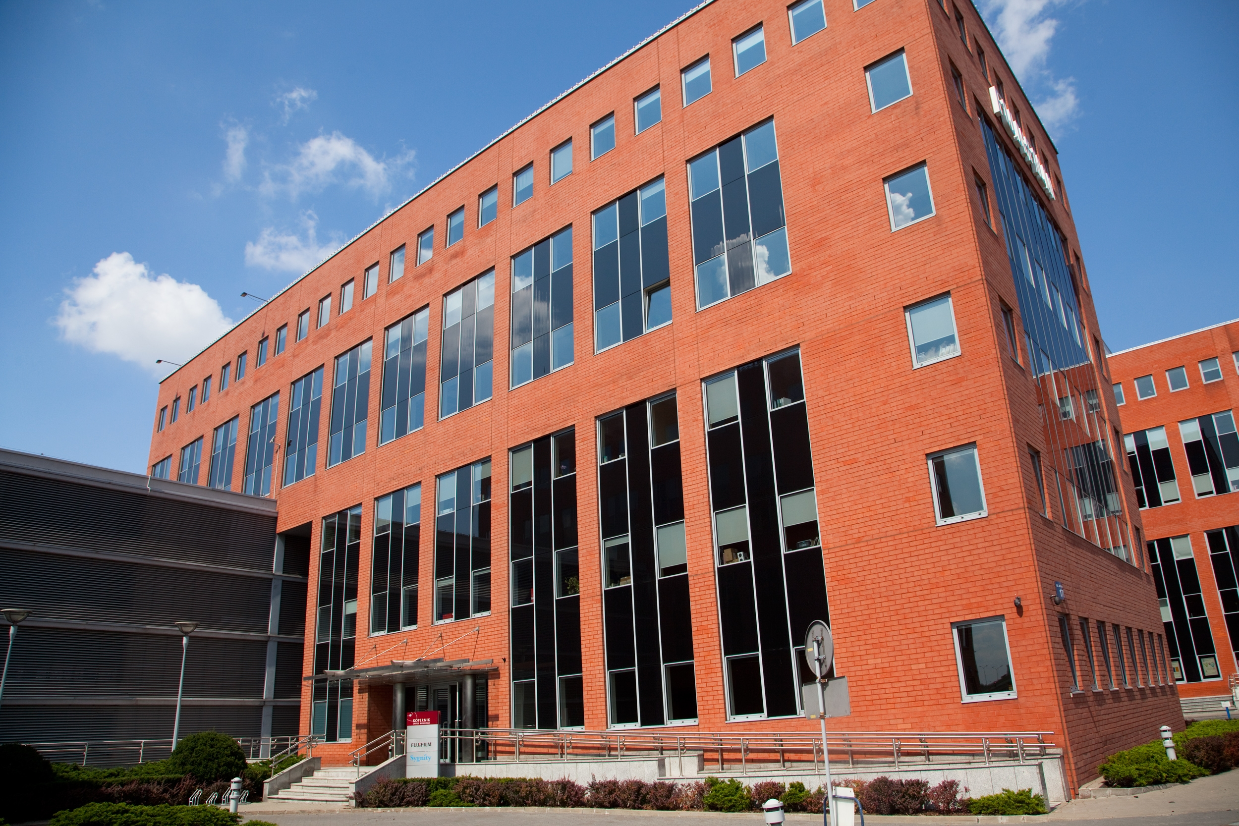 Biurowiec KOPERNIK OFFICE BUILDINGS – BUDYNEK B