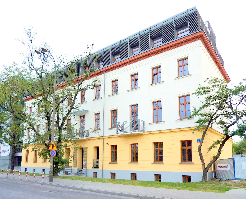 Biurowiec Kijowska 5