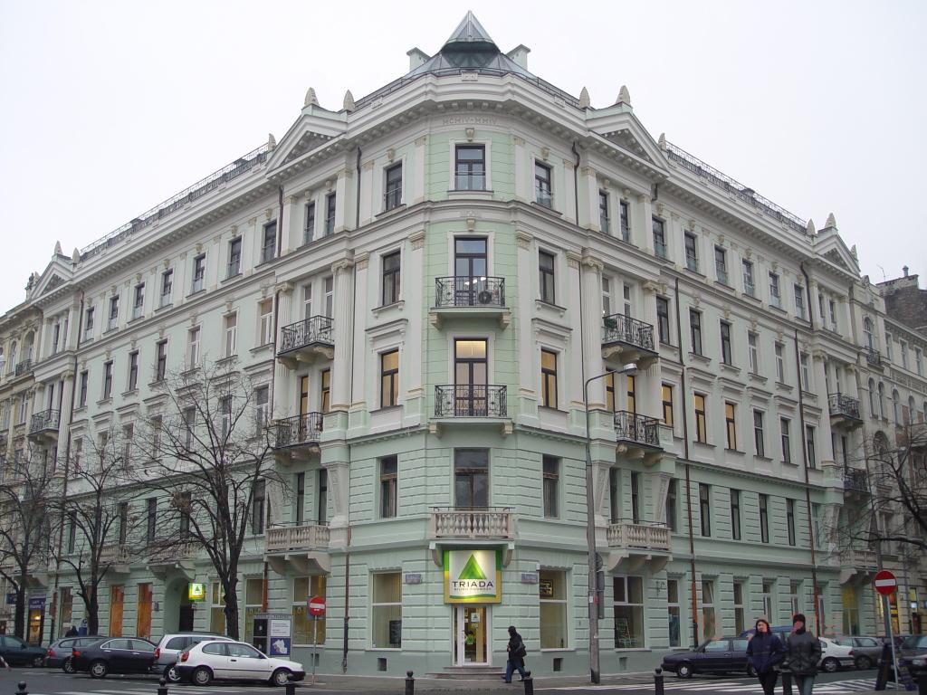 Biurowiec NOWOGRODZKA 42