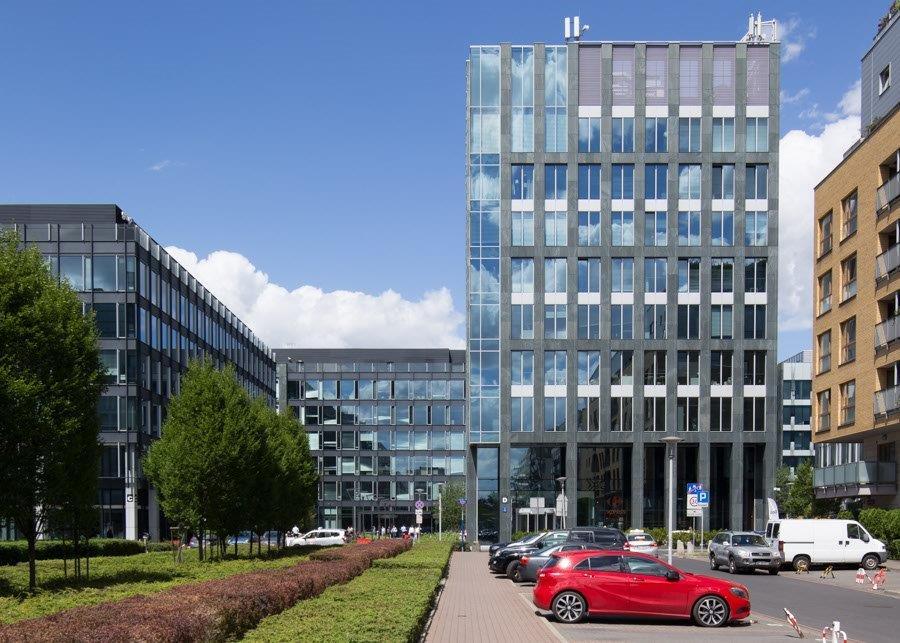 Biurowiec HARMONY OFFICE CENTER C