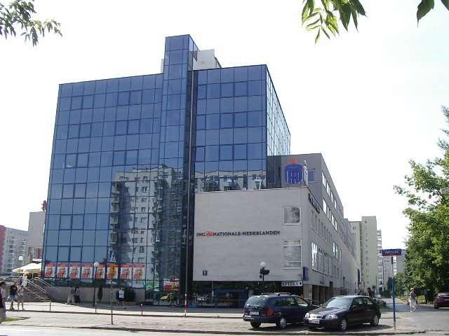 Biurowiec CENTRUM HANDLOWE LAND