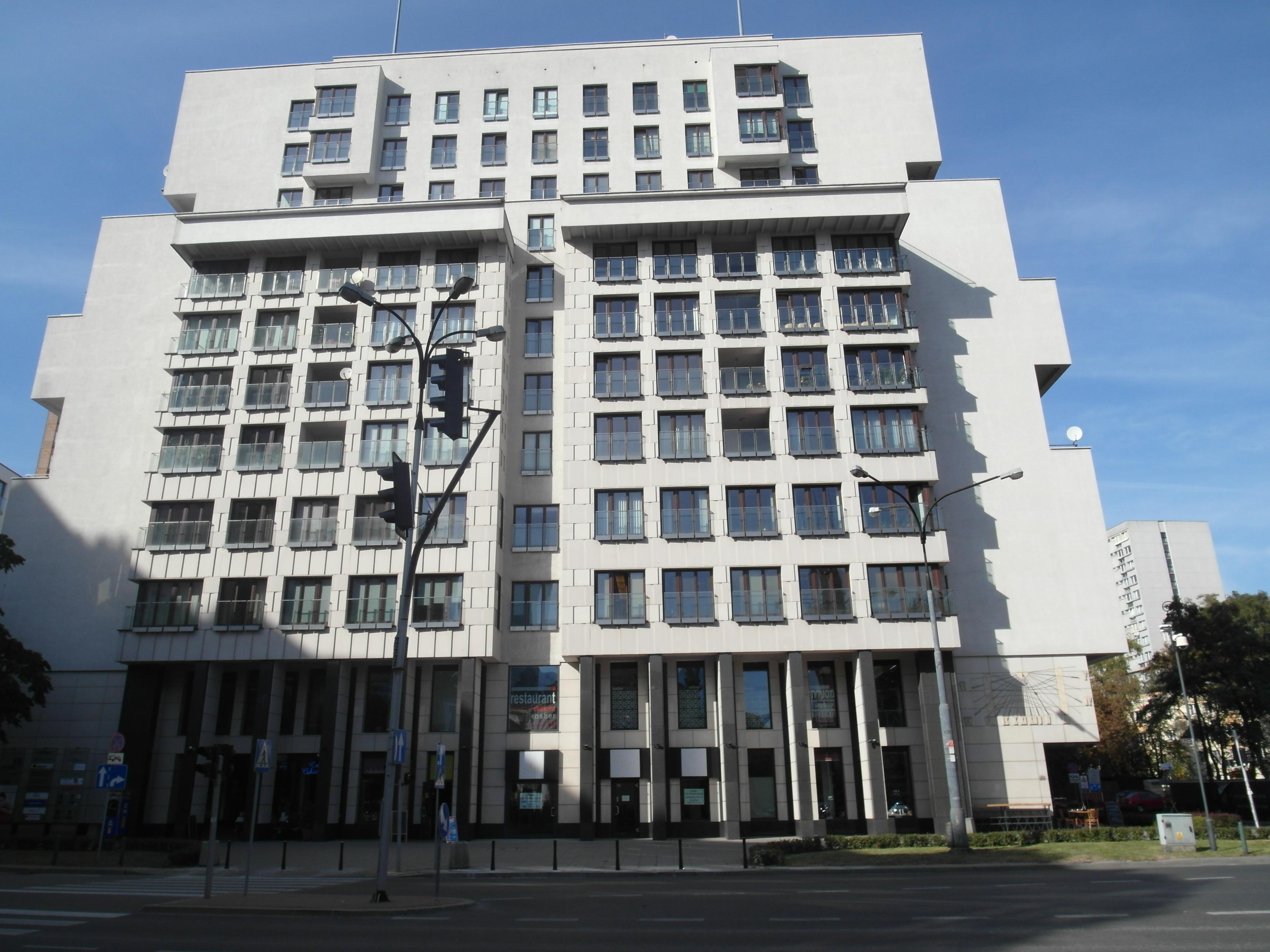 Biurowiec GRZYBOWSKA 2