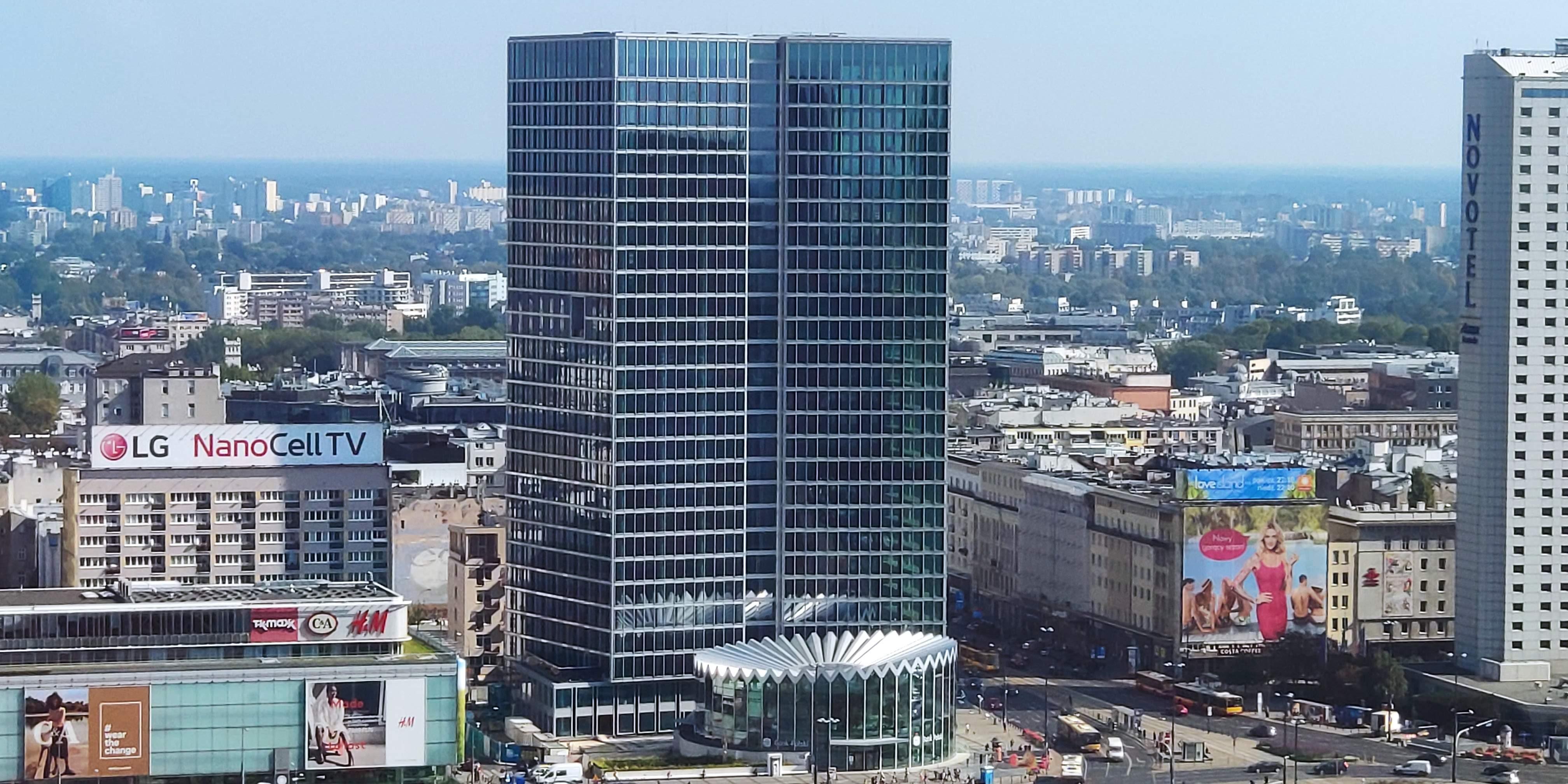 Biurowiec WIDOK TOWERS