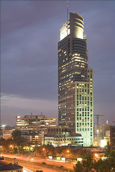 Biurowiec WARSAW TRADE TOWER | DAGO CENTRUM