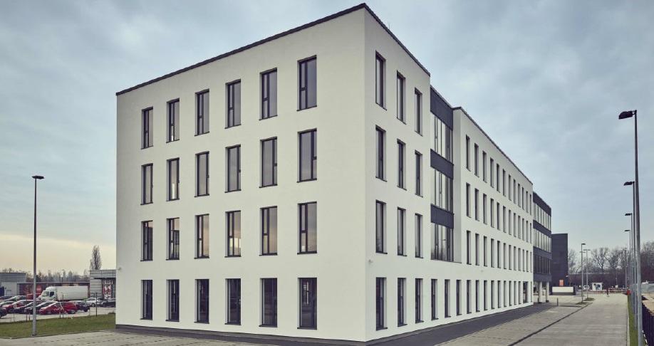Biurowiec NORDKAPP Business Complex Bud A