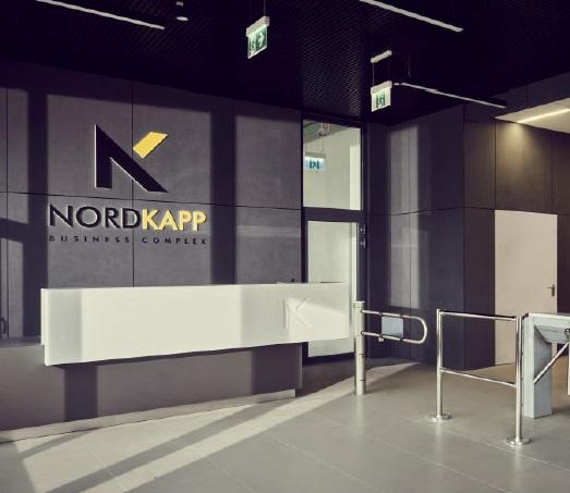 NORDKAPP Business Complex Bud A - zdjęcie 2