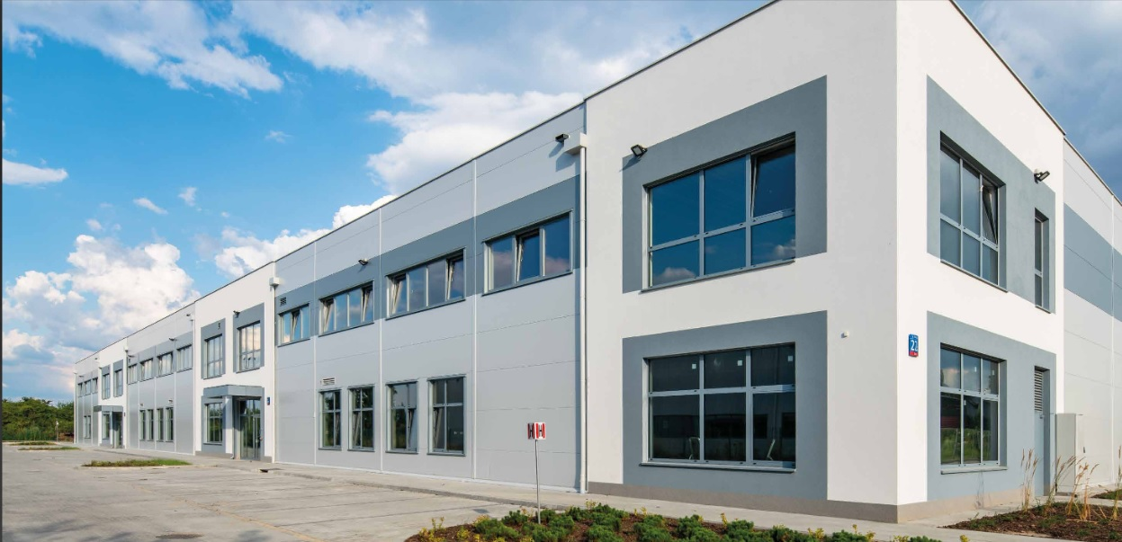 Biurowiec NORDKAPP Business Complex Flexi Space II