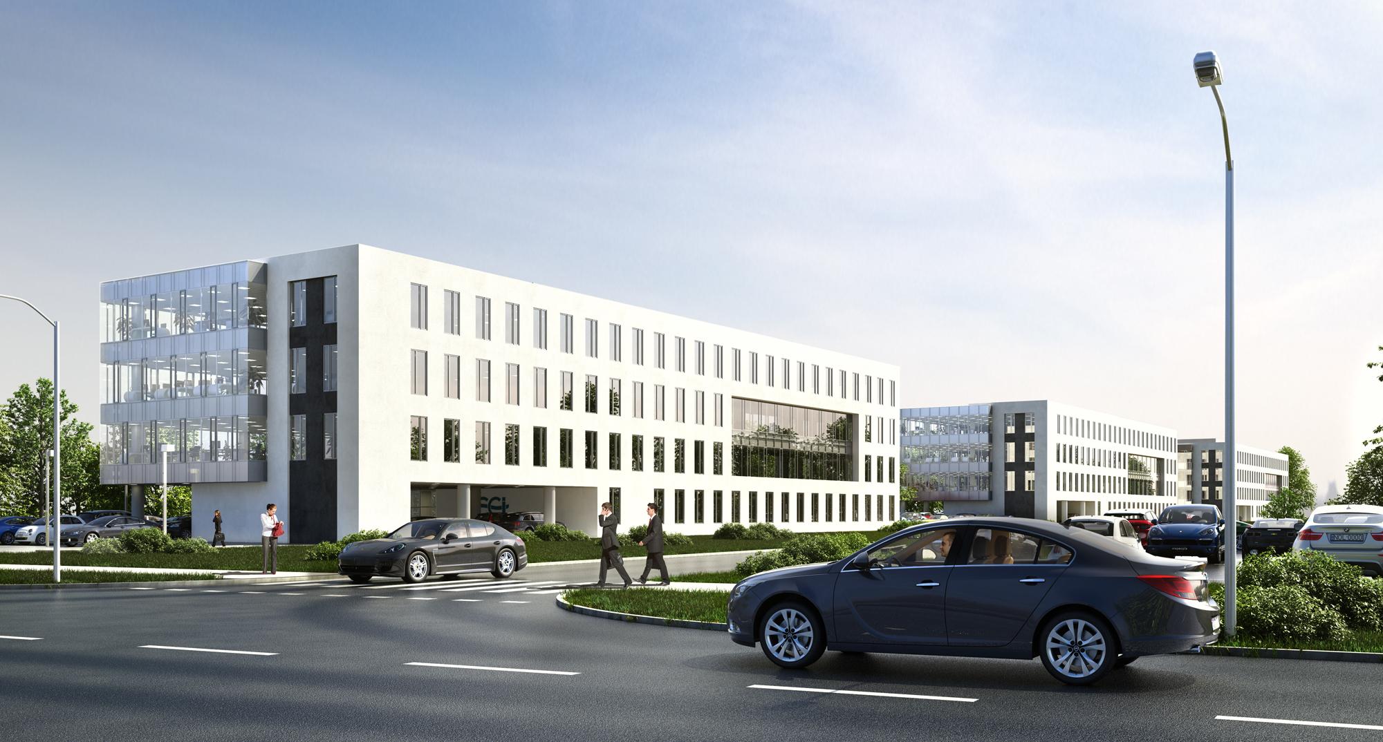 Biurowiec NORDKAPP Business Complex Bud C